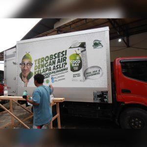 Branding Truck